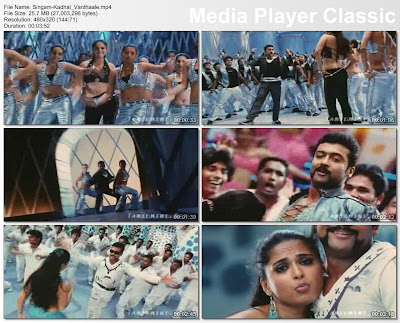 2 download free mp4 singam movie video song tamil